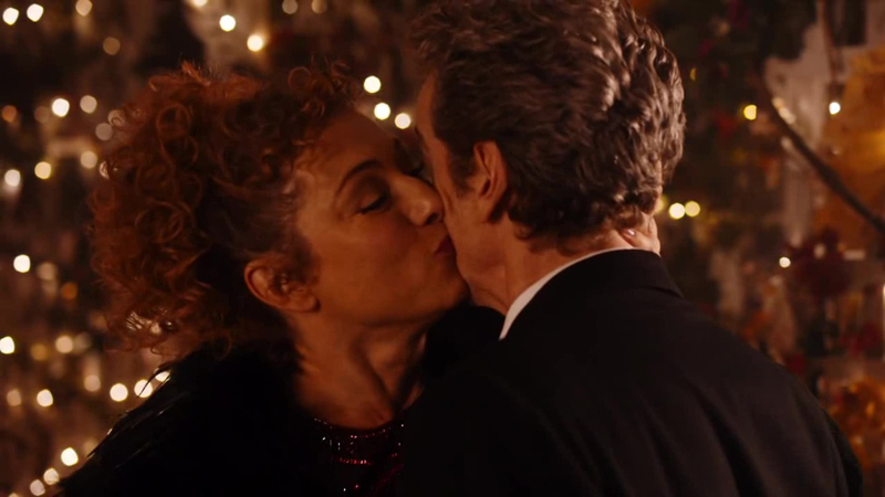 doctor who - the husbands of river song