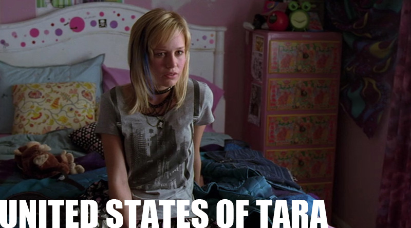 brie larson - united states of tara
