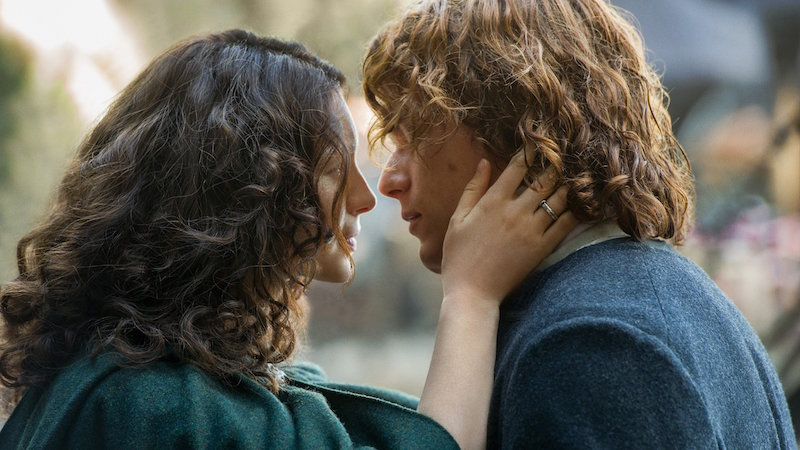 outlander - through a glass, darkly