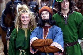 maid marian and her merry men