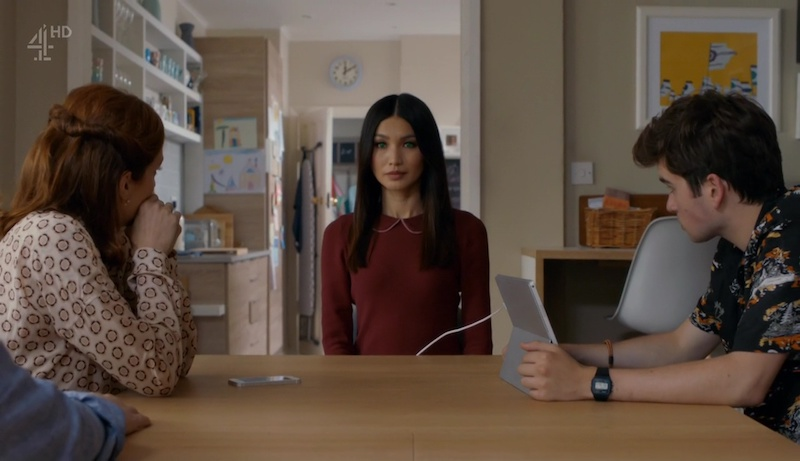 humans - series 2, episode 6