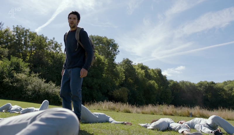 humans - series 2, episode 7