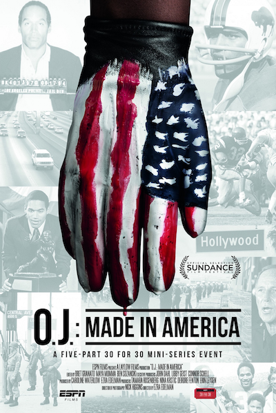 o.j simpson - made in america