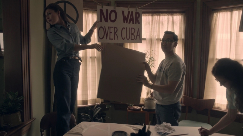 the man in the high castle - kintsugi