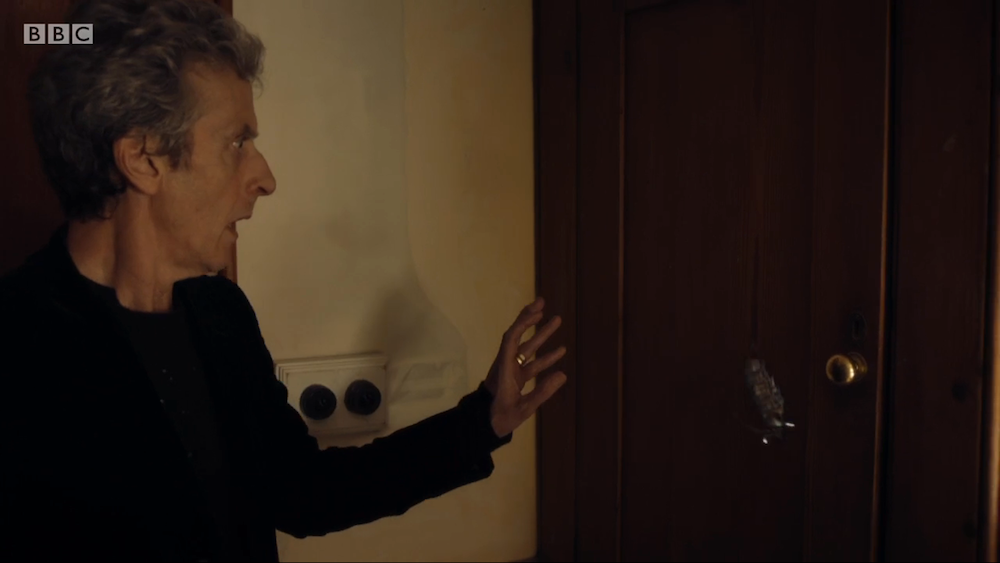 doctor who - knock knock