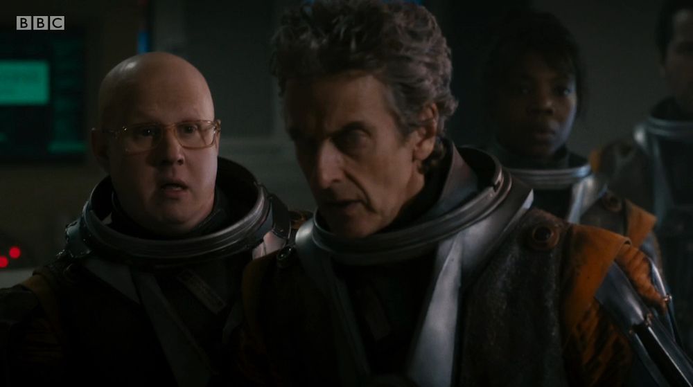 doctor who - oxygen