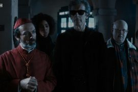 doctor who - extremis