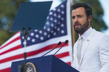 the leftovers - the most powerful man in the world (and his identical twin brother)