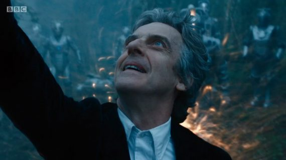 doctor who - the doctor falls