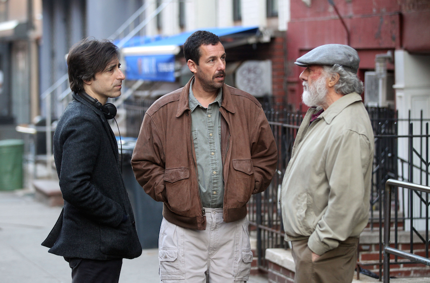 The Meyerowitz Stories: New and Selected