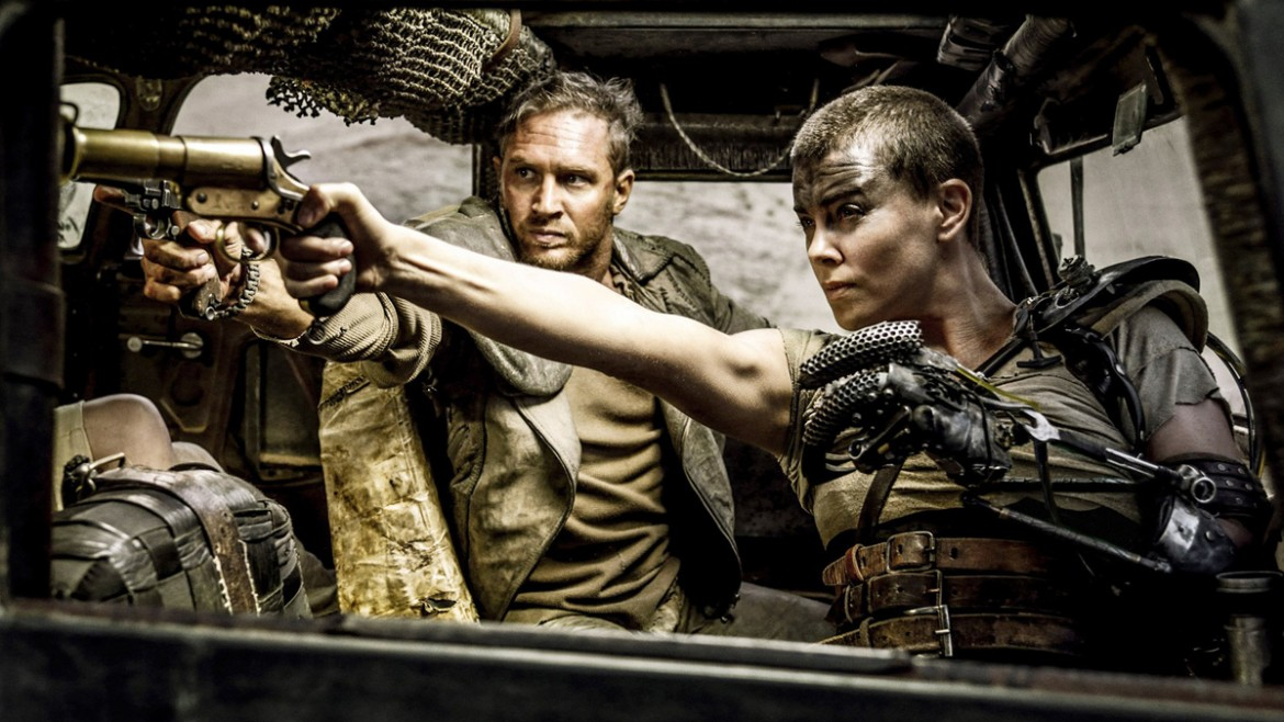 Mad Max Fury Road 2015 Frame Rated