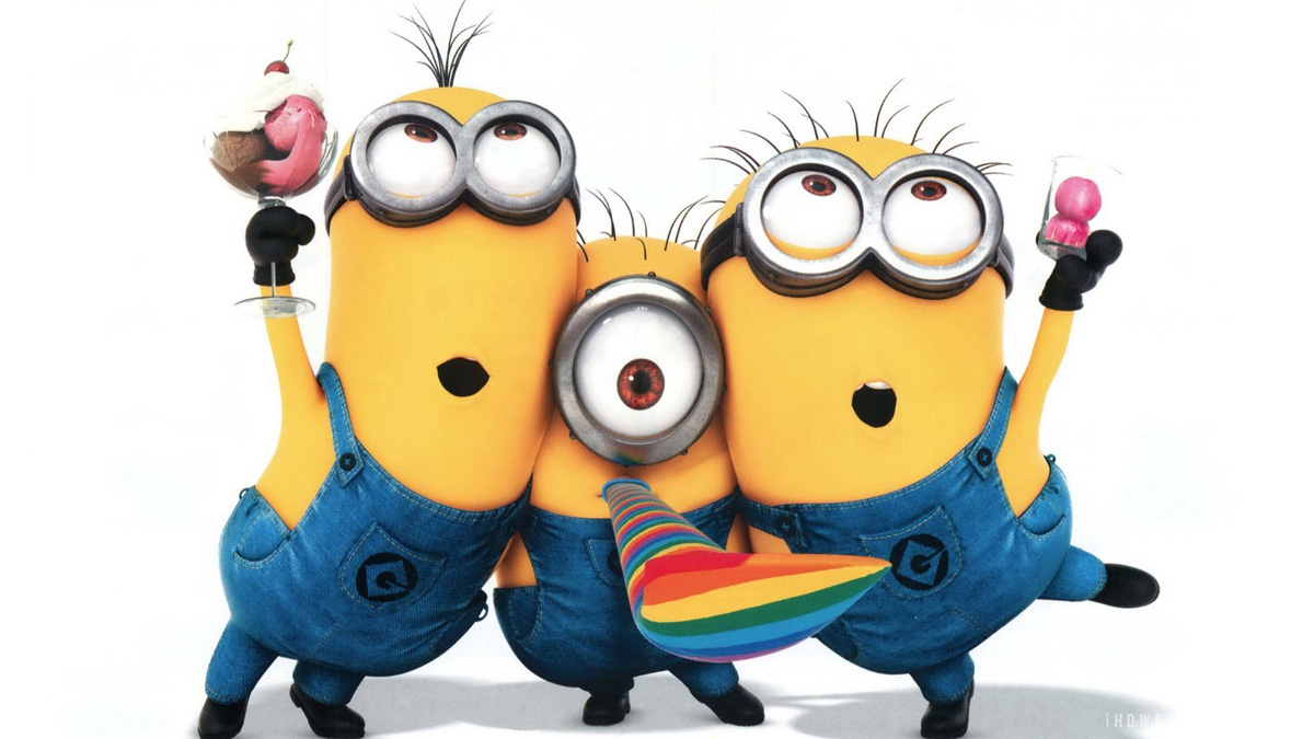 Minions 2015 Frame Rated