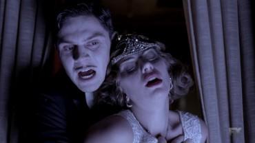 american horror story hotel - flicker