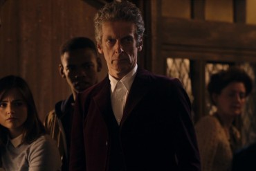 doctor who - face the raven