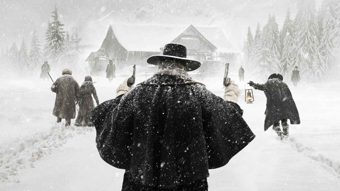 THE HATEFUL EIGHT (2015) • Frame Rated