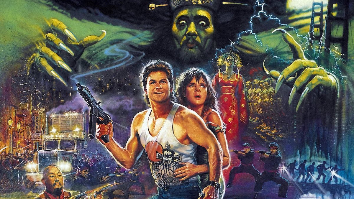 30 years on big trouble in little china frame rated for 80s wallpaper home