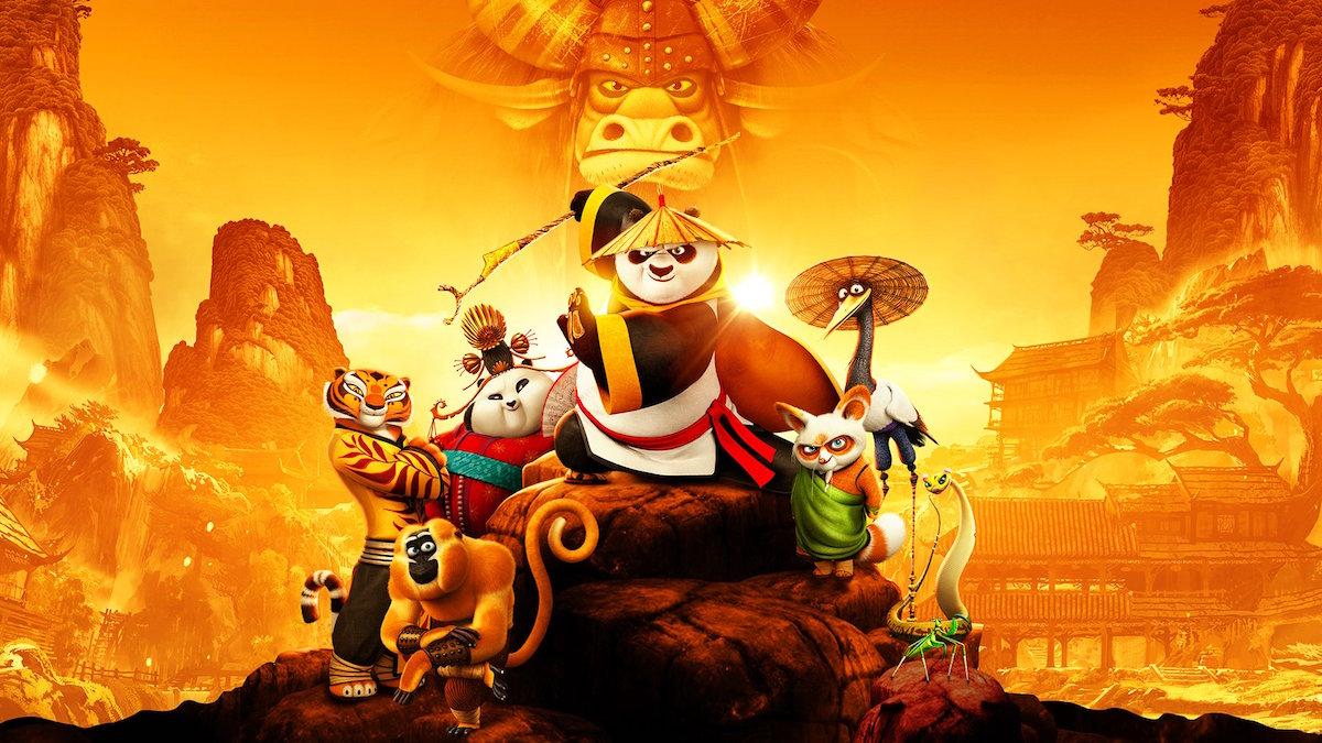 Kung Fu Panda 3 2016 Frame Rated