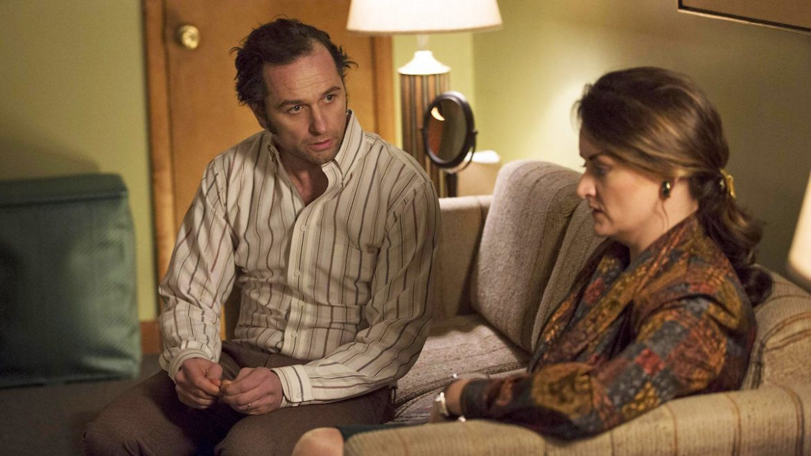 the americans - clark's place