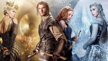 the huntsman - winter's war