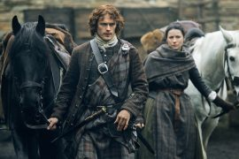 outlander - the fox's lair