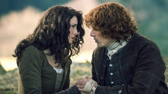 outlander - dragonfly in amber
