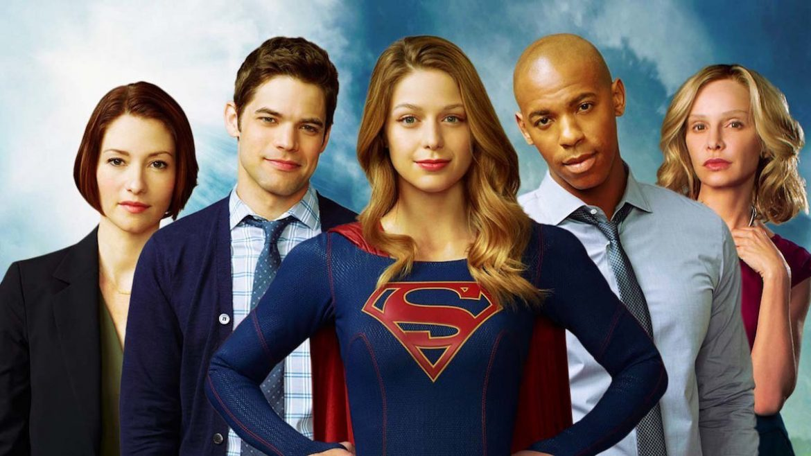 Supergirl Staffel 1 Stream