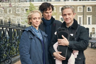 sherlock - the six thatchers