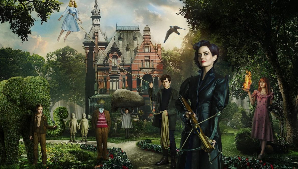Miss Peregrine S Home For Peculiar Children 2016 Frame Rated