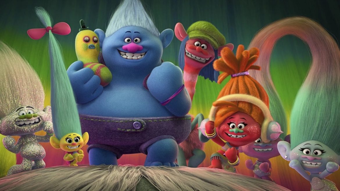 Trolls 2016 Frame Rated