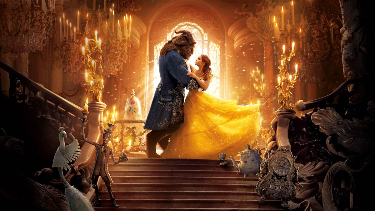 Beauty And The Beast 2017 Frame Rated