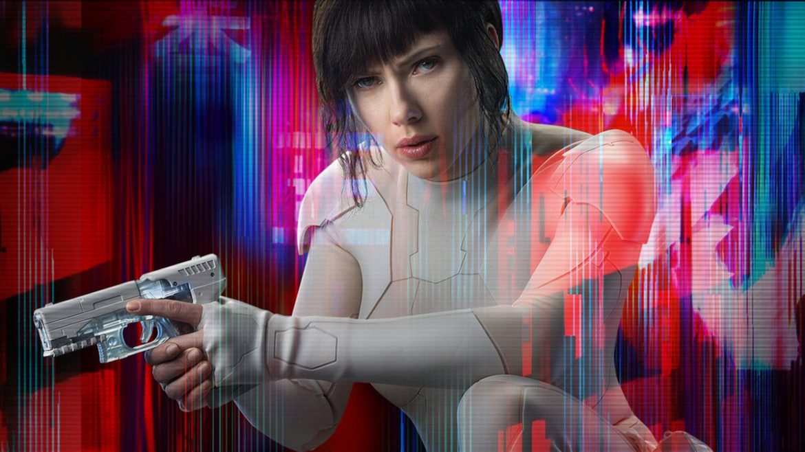 Ghost In The Shell 2017 Frame Rated