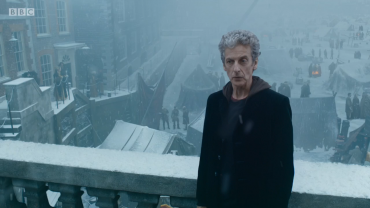 doctor who - thin ice