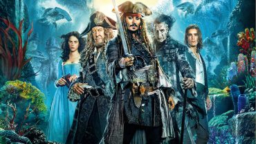 pirates of the caribbean - salazar's revenge