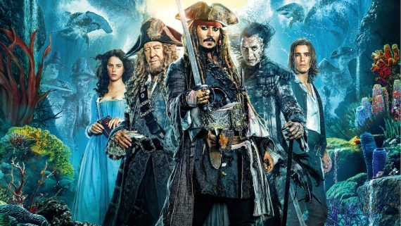 pirates of the caribbean - salazar's revenge