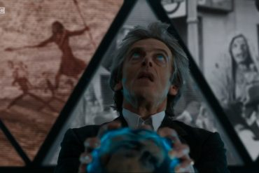 doctor who - the lie of the land