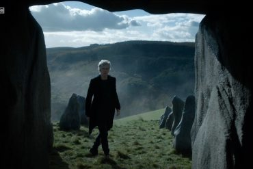 doctor who - the eaters of light