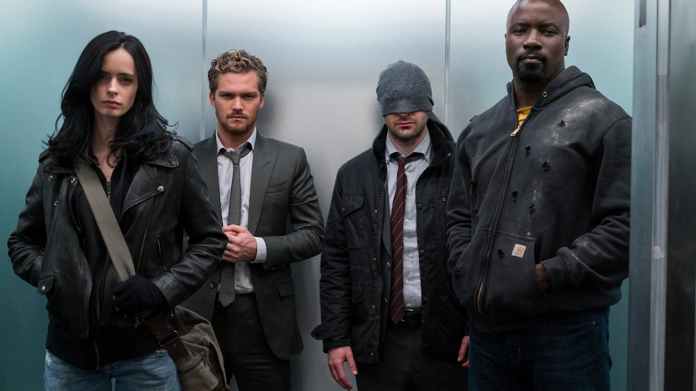 the defenders - season 1
