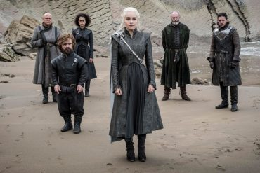game of thrones - the spoils of war