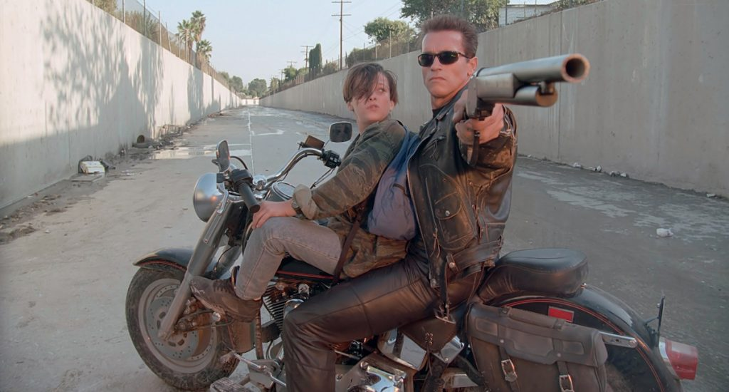 terminator 2: judgment day - 3d