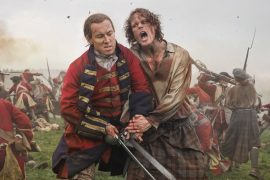 outlander - the battle joined