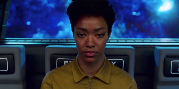 "star trek: discovery - ""context is for kings"""