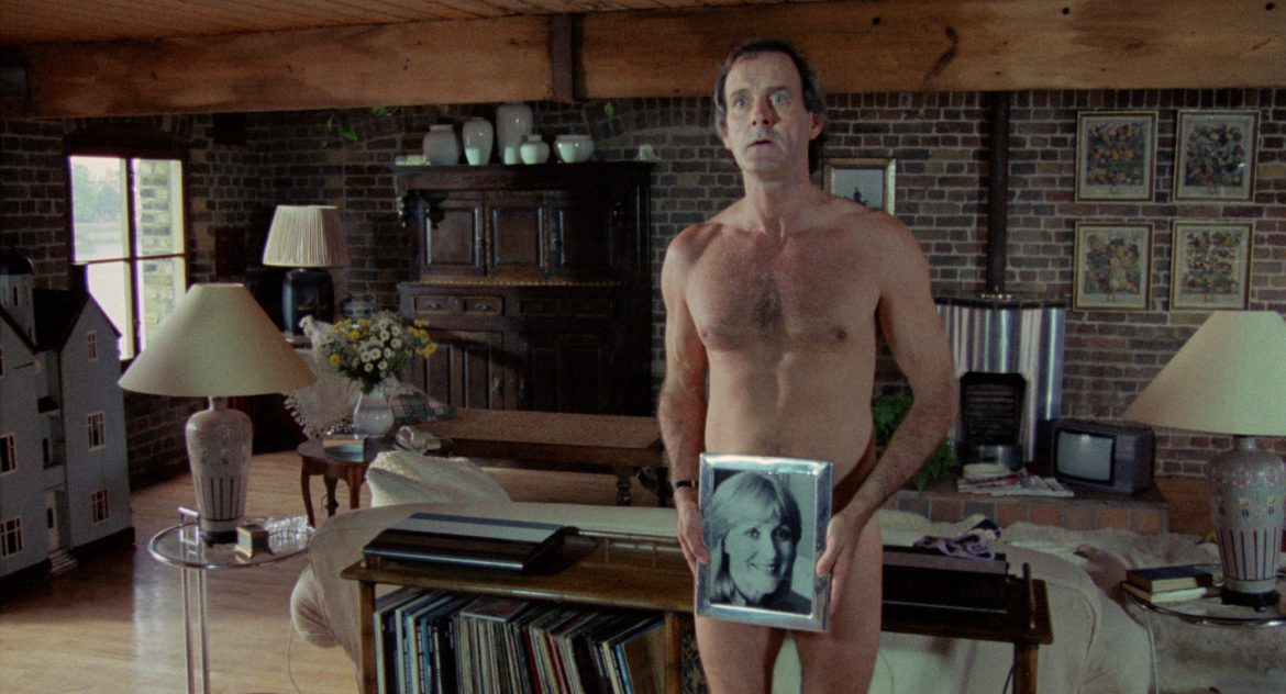 young john cleese nude
