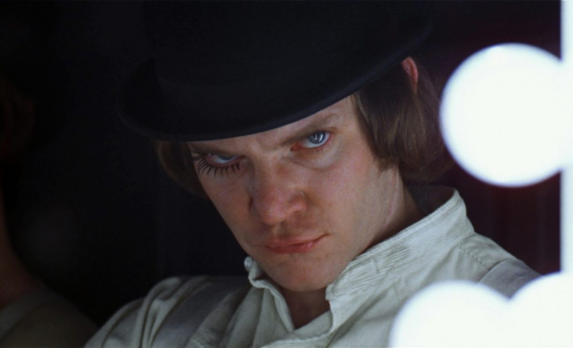 Clockwork orange blood quotes