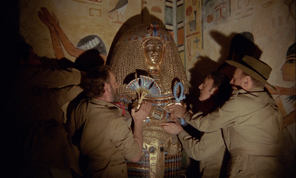 Blood From The Mummys Tomb 1971 Frame Rated