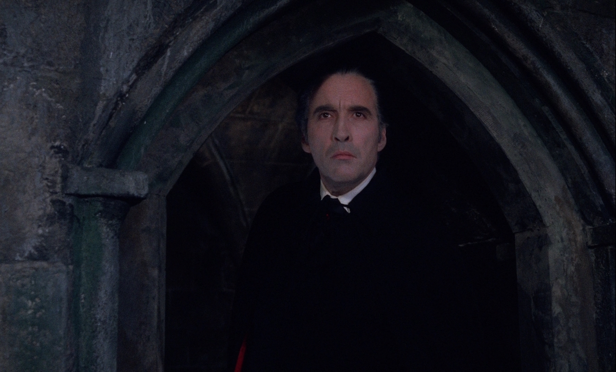 SCARS OF DRACULA (1970) • Frame Rated
