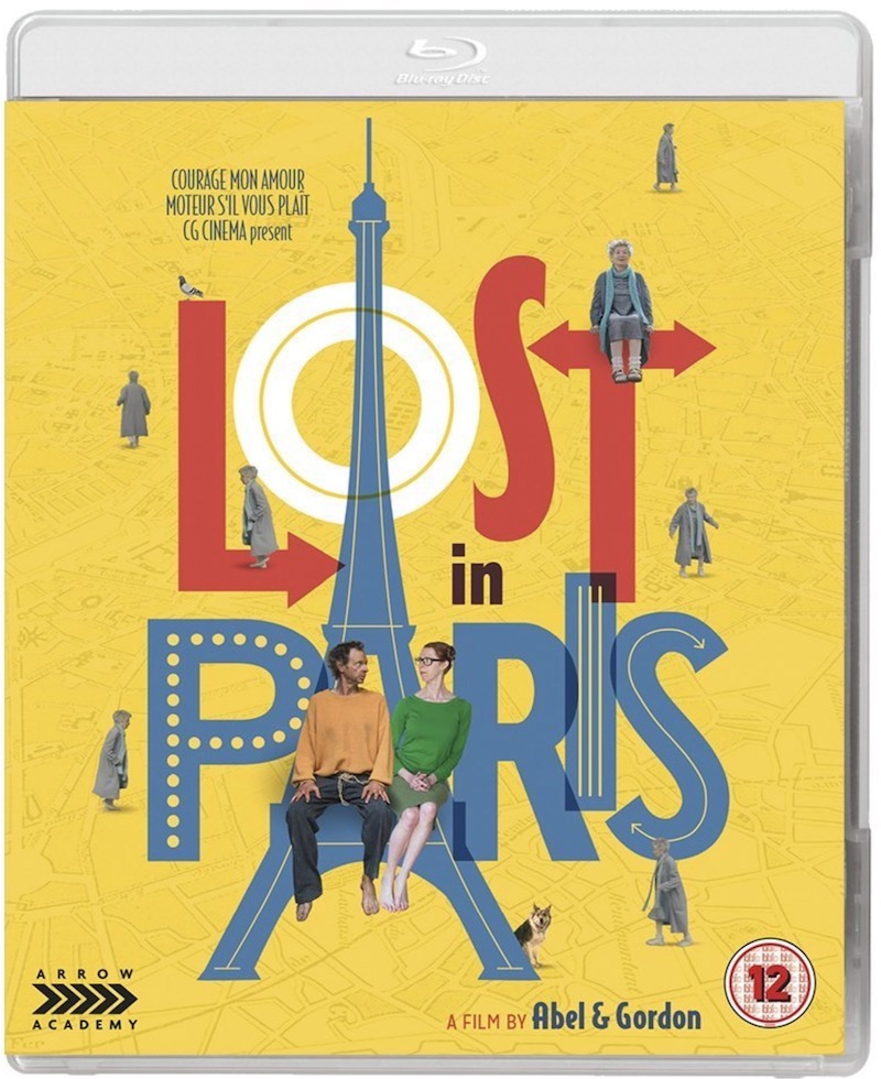 lost in paris