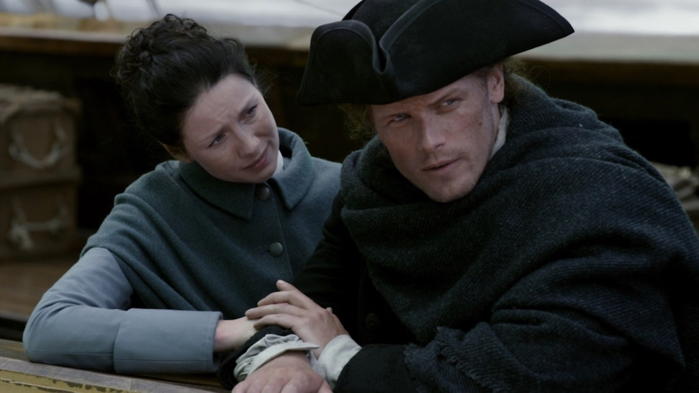 outlander - the doldrums