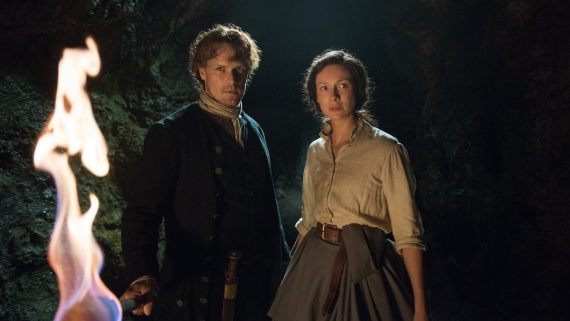 outlander - eye of the storm