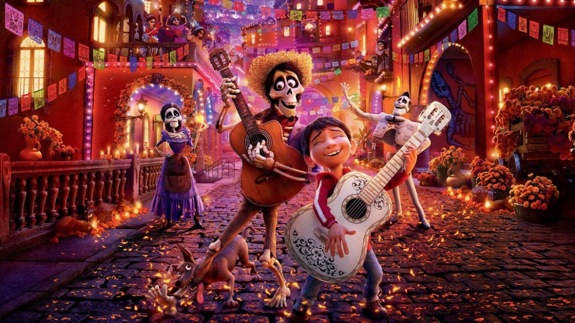 Coco 2017 Frame Rated