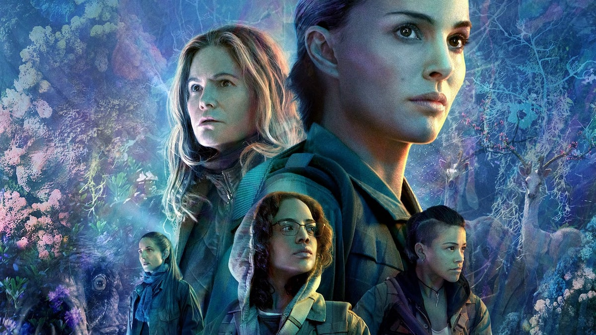 ANNIHILATION (2018) • Frame Rated